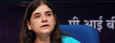 Maneka regales youngsters on dealing with their monsters