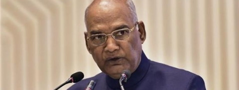 Books on selected speeches of President Ram Nath Kovind to be released on Dec 8