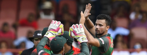 'My aim is to play until the World Cup' : Mashrafe Mortaza