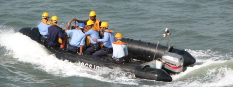 Indian Coast Guard foils Bangladeshi immigrants' infiltration bid in Mah waters