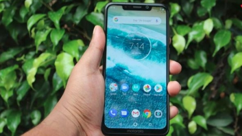 Get Motorola one power with AndroidTM 9 pie upgrade at Rs 14,999