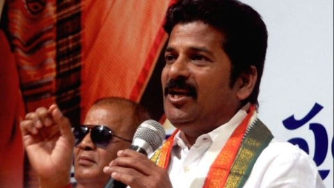 Congress firebrand Revanth Reddy arrested in Telangana