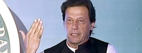 Imran slammed for silence on Uighurs