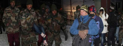 Army rescues 2,500 tourists stranded near Nathu La