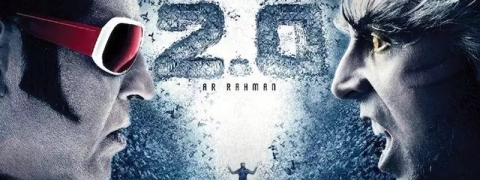 Rajini's 2.0 crosses Rs 500 Cr feat  worldwide