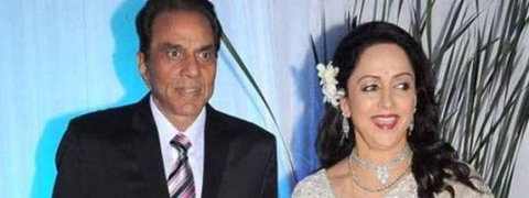 Hema Malini wishes husband Dharmendra on his 83rd birthday