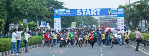 Over 25,000 to participate in Chennai Marathon