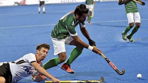 Netherlands stunned by Germany; Malaysia draw with Pakistan in Hockey Men's World Cup