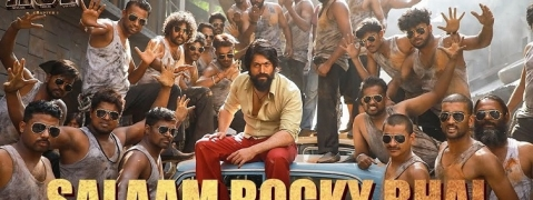 Makers of 'KGF' release first song 'Salaam Rocky Bhai'