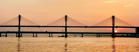 Cable stay bridge over Mandovi river to be opened in Goa