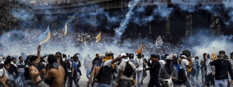 Venezuela protest: Death toll rises to 35