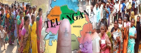 Second phase of Panchayat poll in Telangana tomorrow