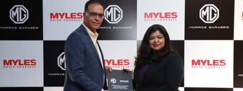 MG Motor India announces strategic tie-up with Myles