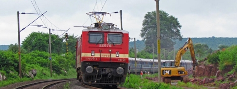 Bhopal-Pratapgarh Exp flagged off