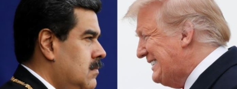 Venezuela crisis: Maduro cuts ties with US