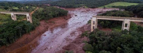 Dam collapse in Brazil: Death toll rises to 99