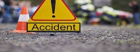 Seventeen children injured in bus accident in Hamirpur