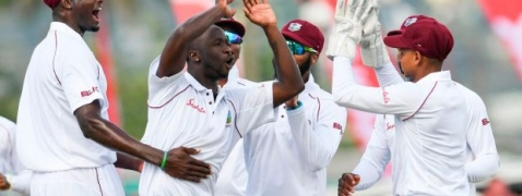 WI vs Eng: England bundled out for 77 runs, Roach takes five wickets