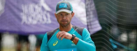 Ponting not happy with team Australia for showing 'no desperation'