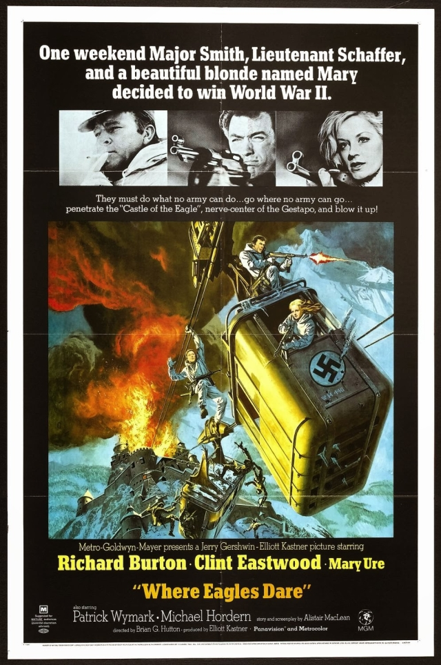 Broadsword Calling Danny Boy: 50 years of Where Eagles Dare!