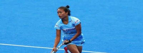 Salima to lead 20-member women's hockey for home series against France