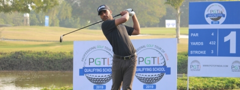 Gurbaaz Mann, Ikramuddin Shah hold the advantage in round one of Pre Qualifying III