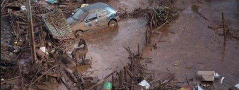 About 150 People Remain Missing After Dam Collapse in Southwestern Brazil