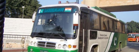 Karvan-e-Aman bus remains suspended for 4th week