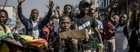 Zimbabwe to end 'crackdown' in response to fuel protests: UN