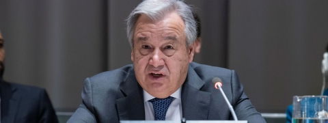 UN chief condemns terrorist attack on church in Philippines