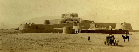 Pak to make Nalwa fort a museum