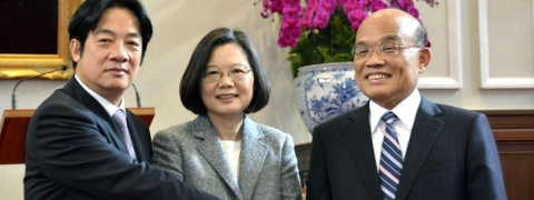 Former leader of Taiwan's Ruling DPP Party appointed new PM