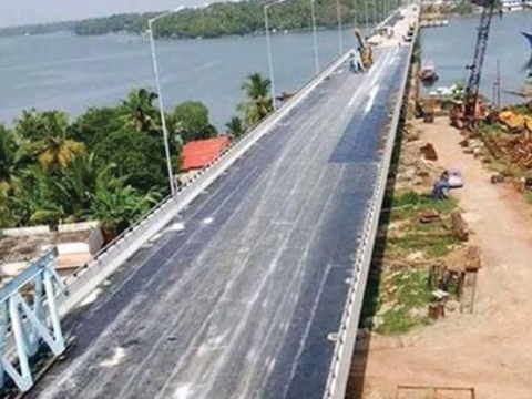 CPM leaders bypassed for Modi's Kollam bypass inauguration