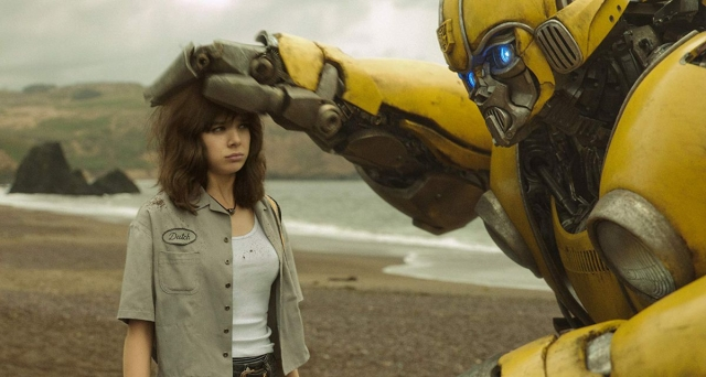 Bumblebee: E.T. for the new generation!