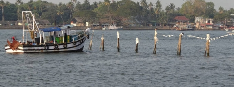 Police suspect Kochi human trafficking vessel anchored in Indonesia