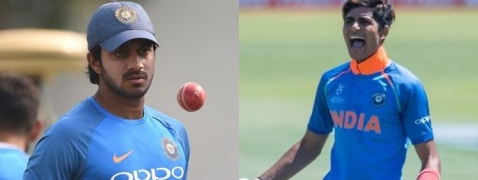 Vijay, Shubman replace Pandya-Rahul for Oz & Nz tour