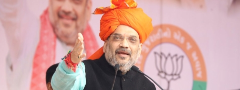 For Congress OROP implies 'Only Rahul Only Priyanka', says Amit Shah