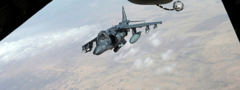Afghan: Air raids kill 14 militants