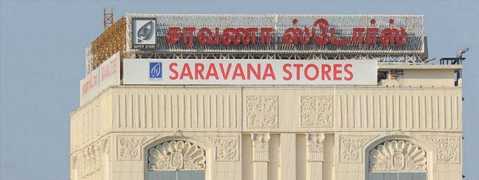 IT raids at real estate firms, Saravana Stores