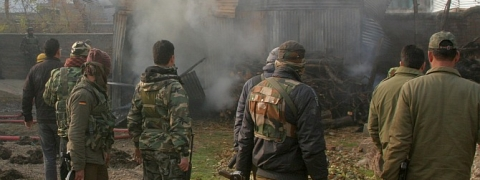Three injured in south Kashmir grenade blast