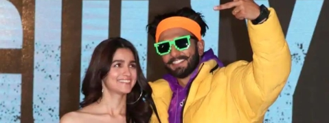 Ranveer Singh, Alia Bhatt starrer 'Gully Boy' trailer crosses 22 million!