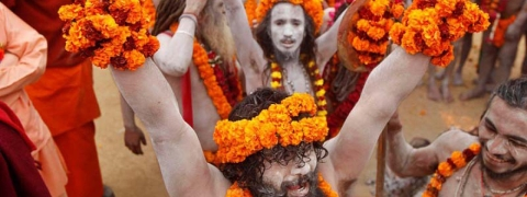 Kumbh 2019: 'Paint My City' to accord colorful welcome to pilgrims, tourists