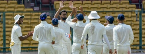 Saurashtra enters Ranji Trophy final with convincing 5 wkts win over Karnataka