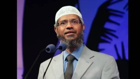 ED attaches properties worth Rs 16.40 Cr in Zakir Naik case