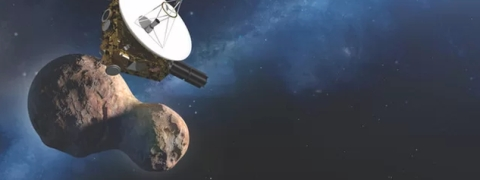New horizons probe flies by distant asteroid Ultima Thule, NASA