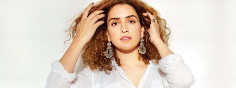 Sanya Malhotra flies for Sundance Film Festival