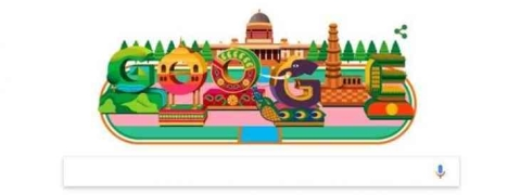 Special Doodle by search engine 'Google', Boycott in NE mark R-Day celebrations