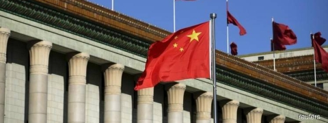 China revises down 2017 GDP growth