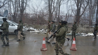 Two grenade attacks by militants in Kashmir,4th in week