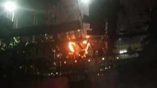 Fire at Essel Studio in Chembur; hundreds rescued from shooting set